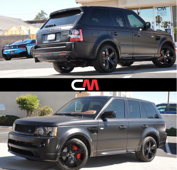Range Rover Autobiography 2016 >> 2012 Range Rover Sport Autobiography Edition wrapped in ...